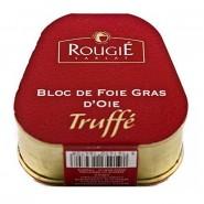 Rougie Bloc Of Goose Foie Gras with Black Truffle