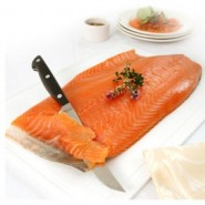 Side of Scottish Smoked Salmon 1Kg